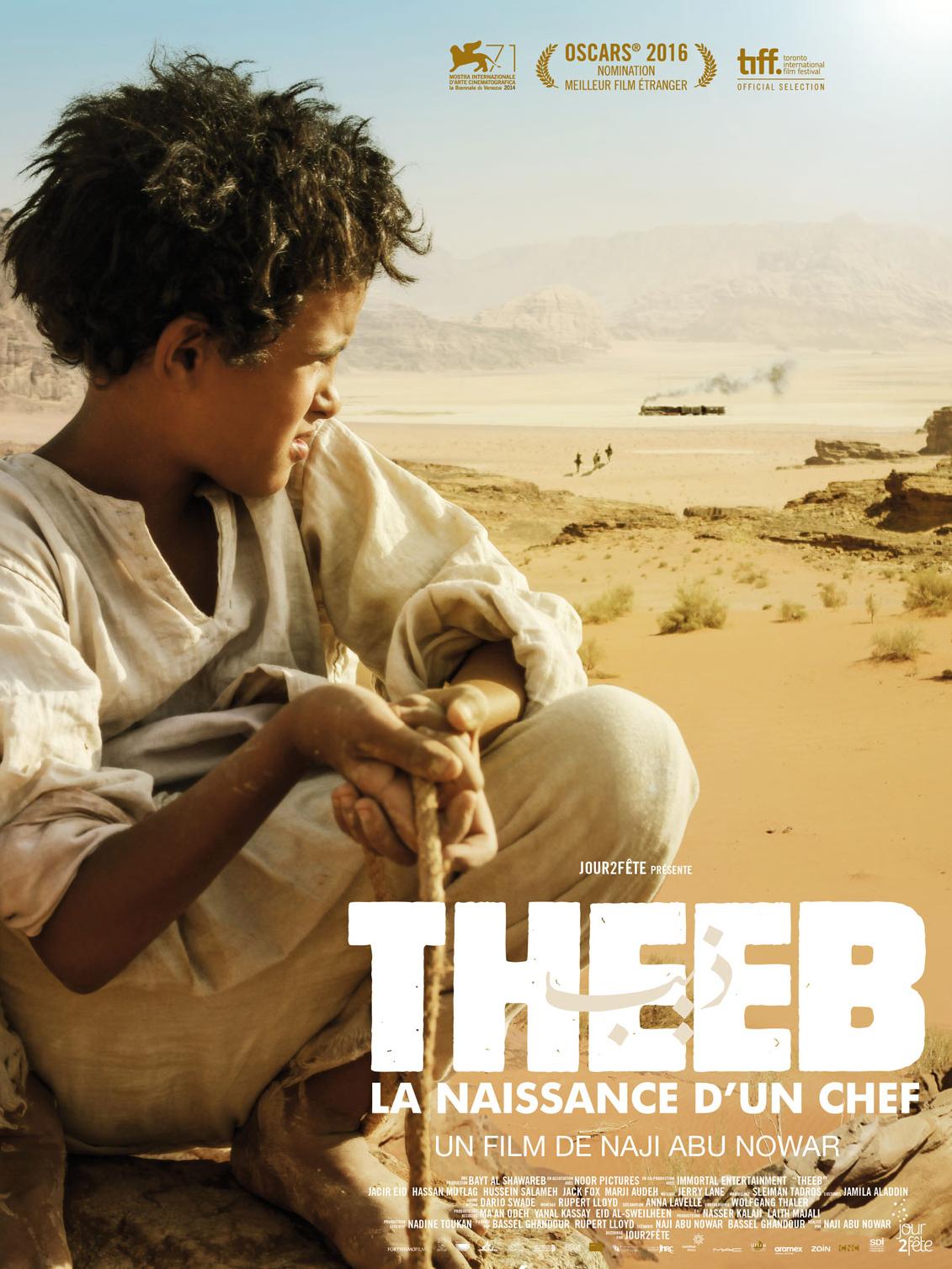 Theeb : La naissance d'un chef | Nowar, Naji Abu (Réalisateur)