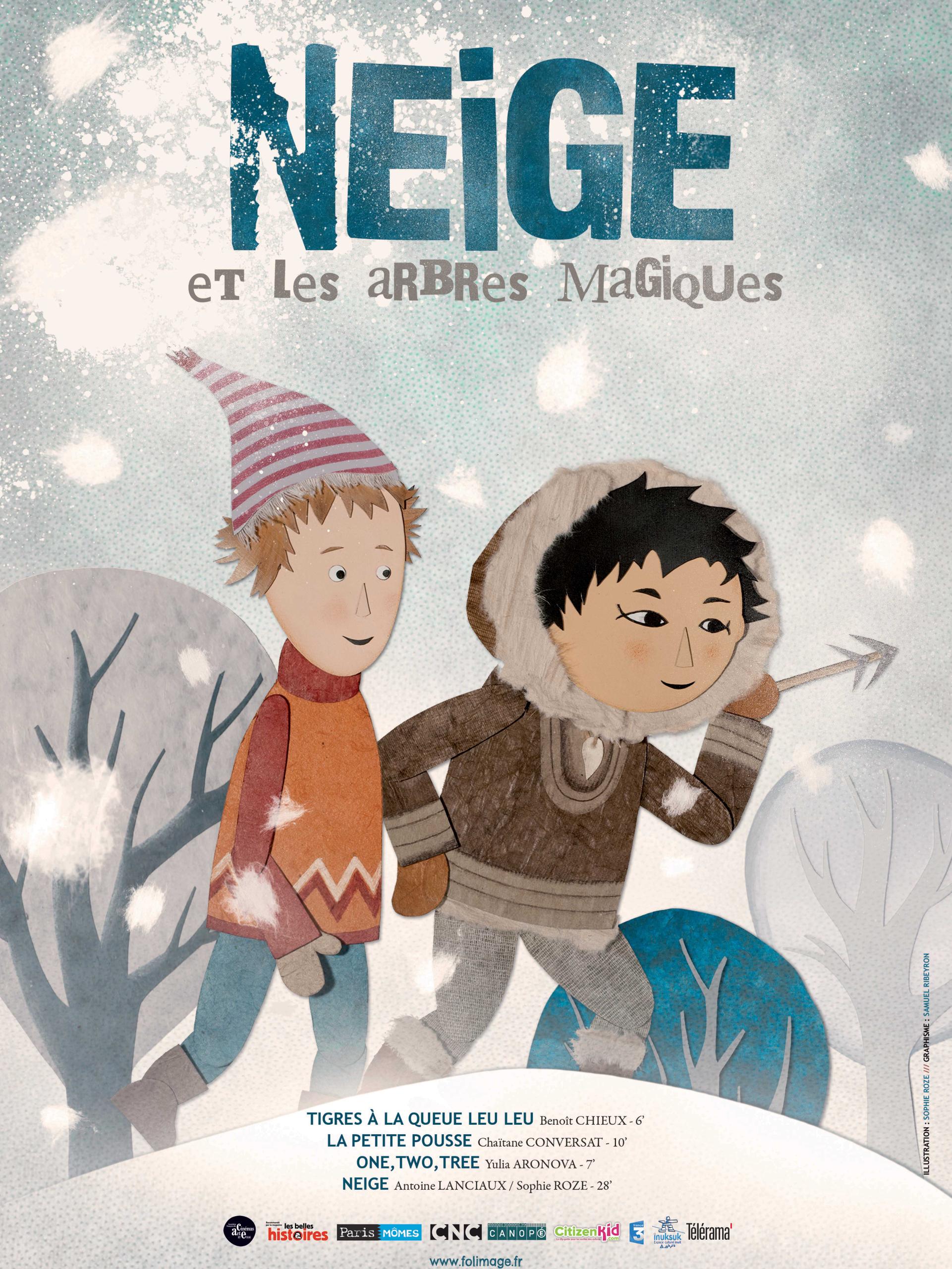 Neige et les arbres magiques | Aronova, Yulia (Réalisateur)