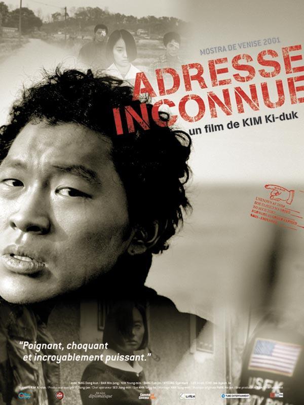 Adresse inconnue | Ki-duk, Kim (Réalisateur)