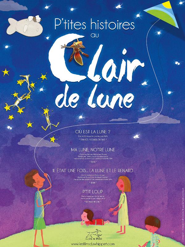 P'tites histoires au Clair de lune |
