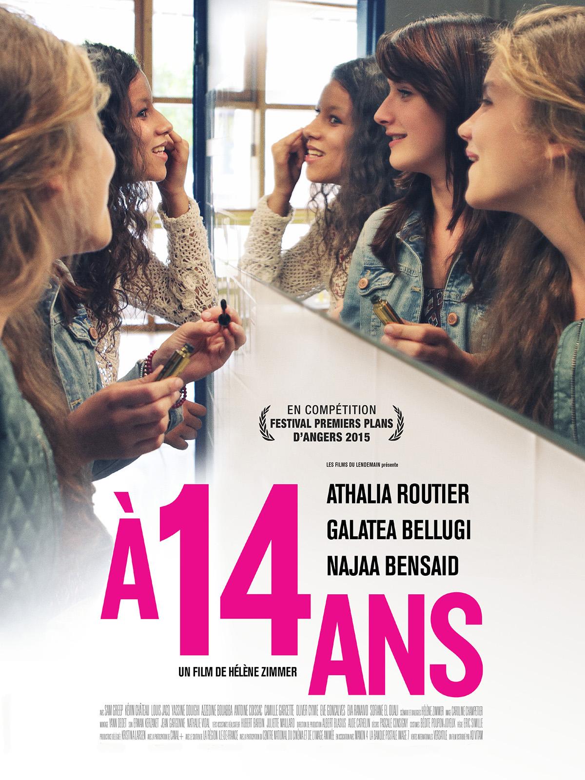 A 14 ans | Zimmer, Hélène (Réalisateur)