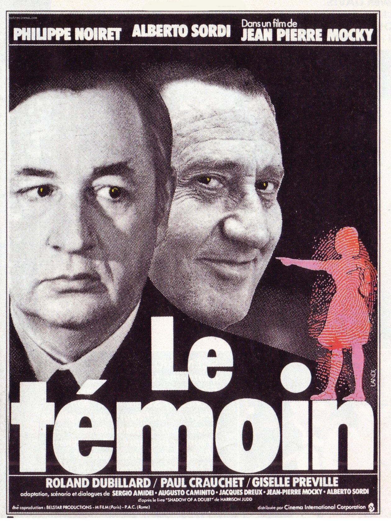 Le Témoin | Mocky, Jean-Pierre (Réalisateur)