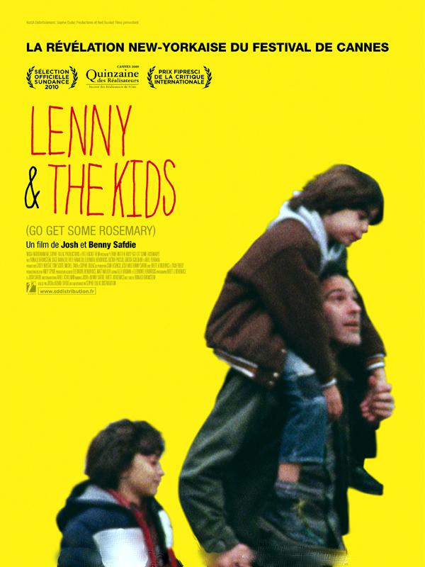Lenny And The Kids | Safdie, Benny (Réalisateur)