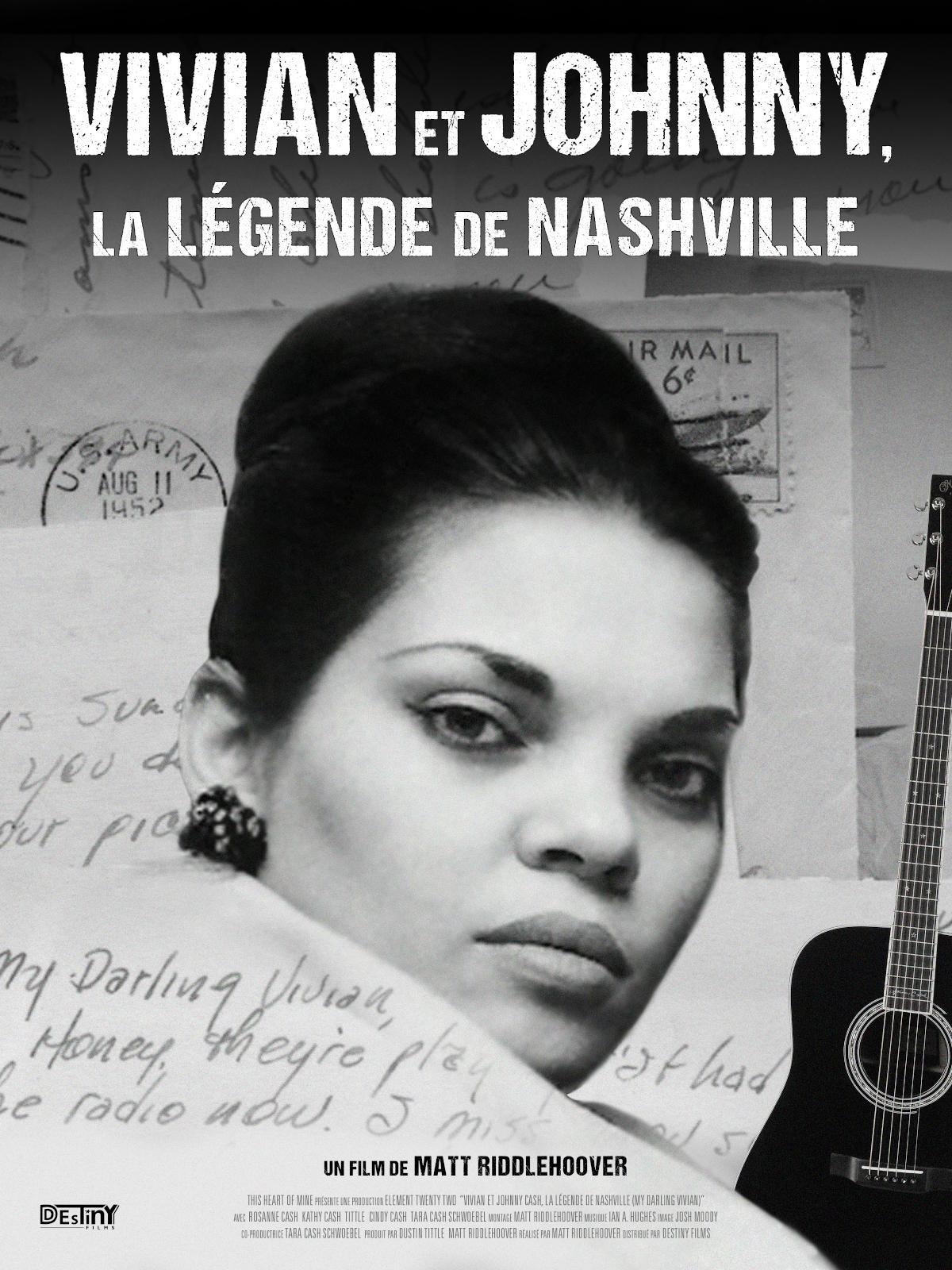Vivian et Johnny, la légende de Nashville | Riddlehoover, Matt (Réalisateur)