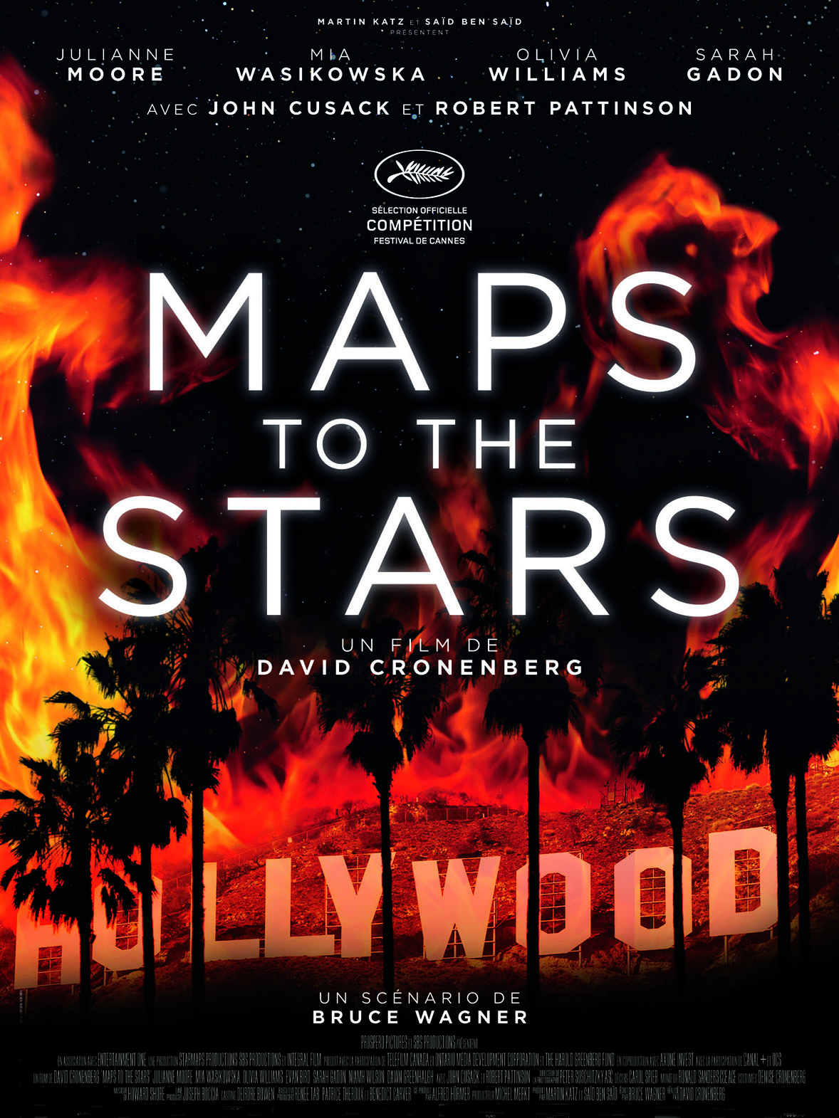 Maps to the stars | Cronenberg, David (Réalisateur)