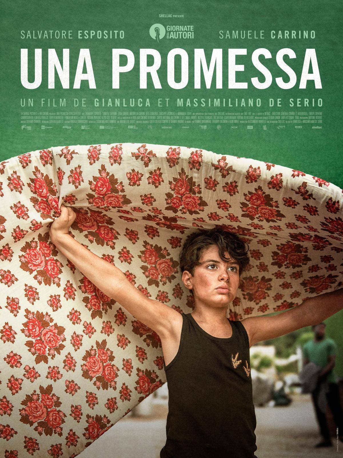Una Promessa | de Serio, Gianluca (Réalisateur)