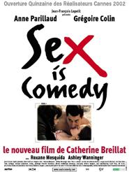 Sex is comedy | Breillat, Catherine (Réalisateur)