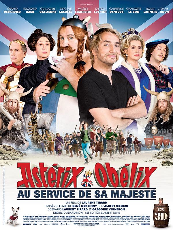 Astérix et Obélix : Au service de sa Majesté | Tirard, Laurent (Réalisateur)