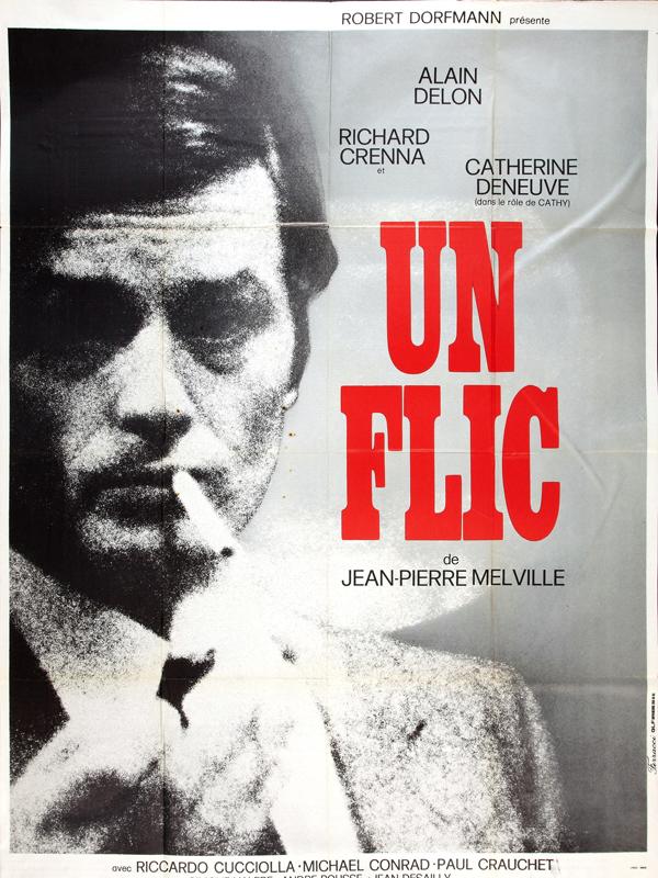 Un flic | Melville, Jean-Pierre (Réalisateur)