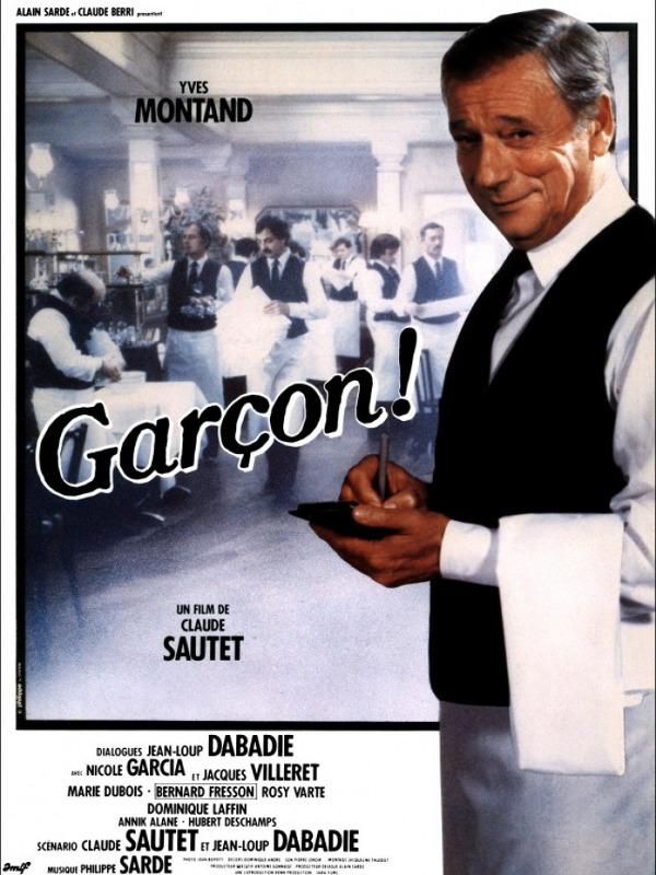 Garçon ! | Sautet, Claude (Réalisateur)