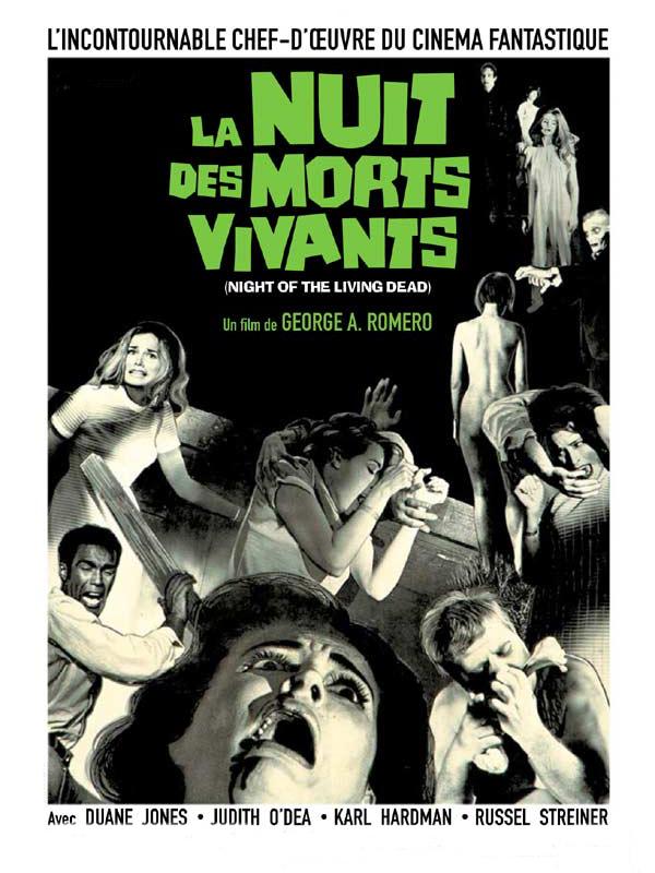 La Nuit des Morts-Vivants | Romero, George A. (Réalisateur)