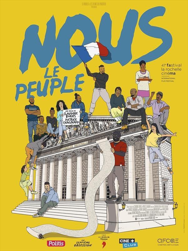 Nous, le peuple | Bories, Claudine (Réalisateur)