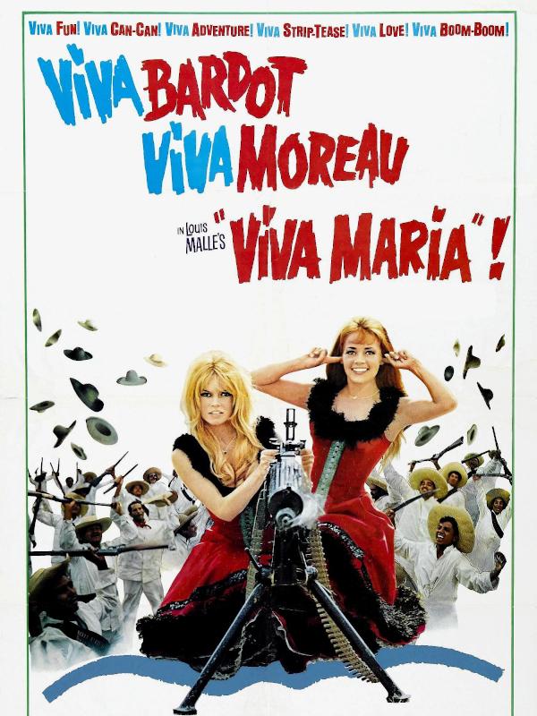 Viva Maria ! | Malle, Louis (Réalisateur)