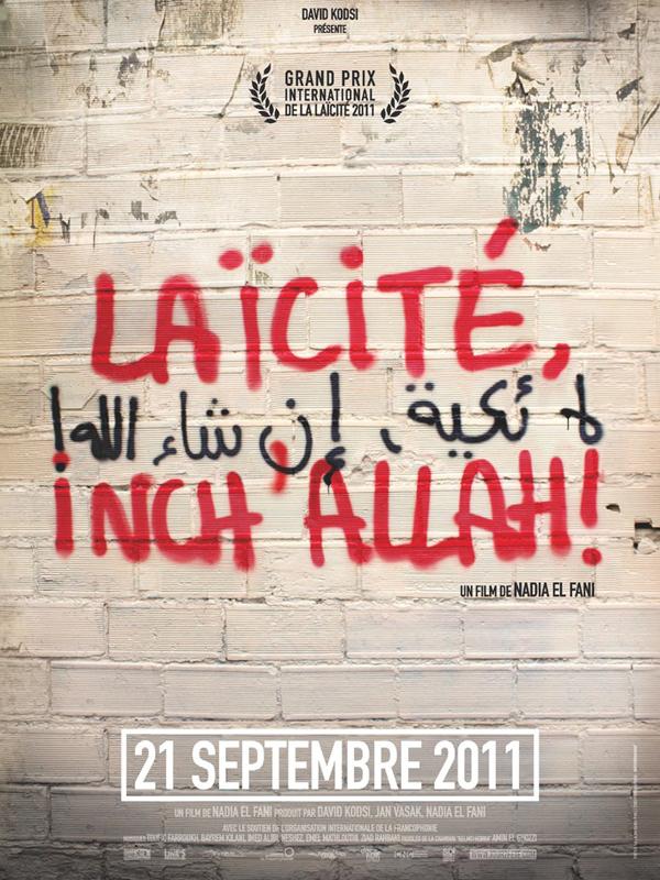 Laïcité, Inch'Allah !   El Fani, Nadia (Réalisateur)