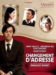 Changement d'adresse | Mouret, Emmanuel (Réalisateur)