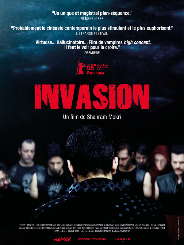 "Afficher ""Invasion"""