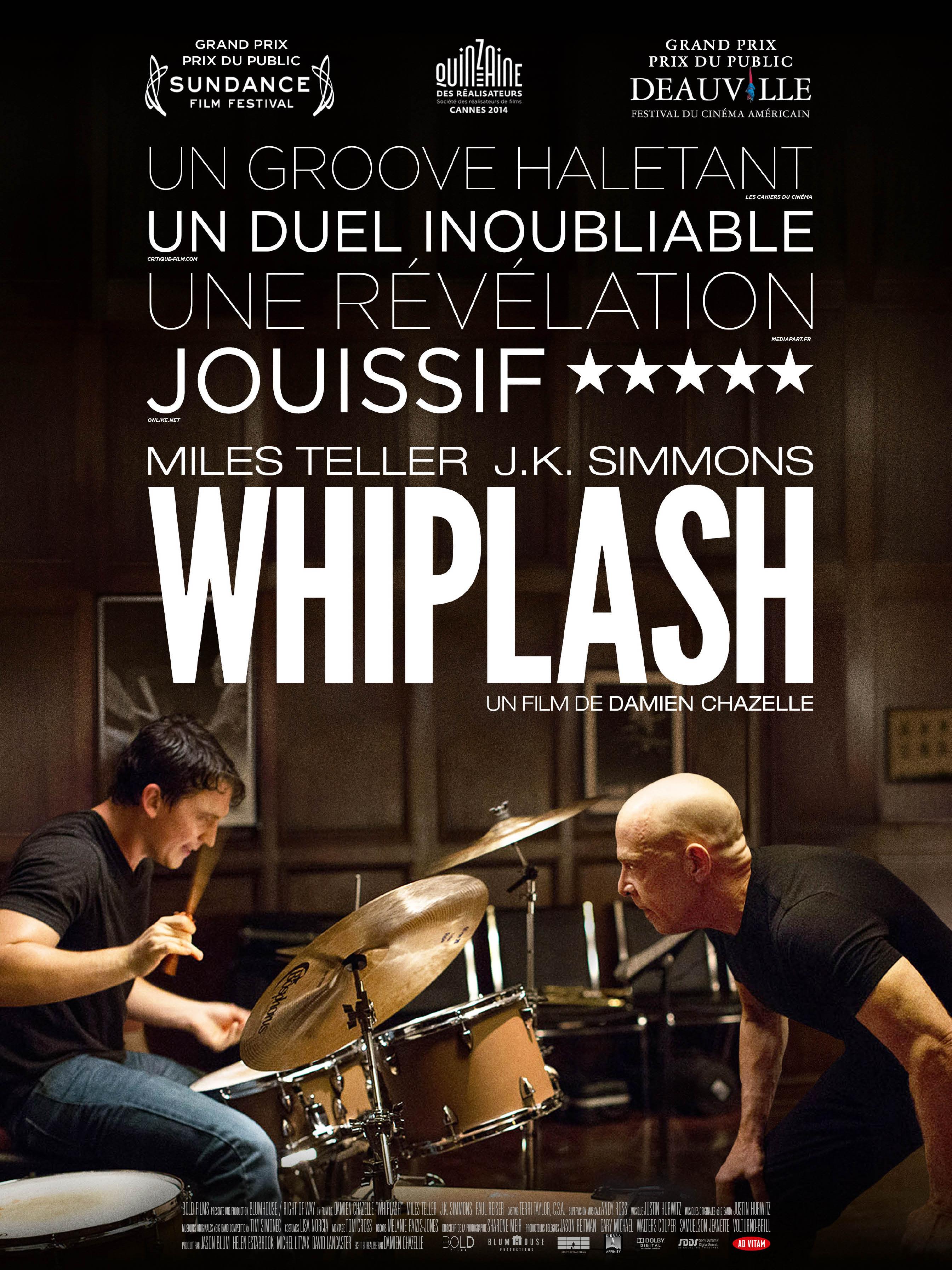 Whiplash | Chazelle, Damien (Réalisateur)