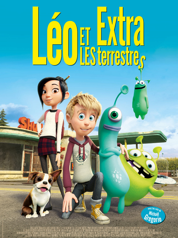 Léo et les extraterrestres | McCormack, Sean (Réalisateur)