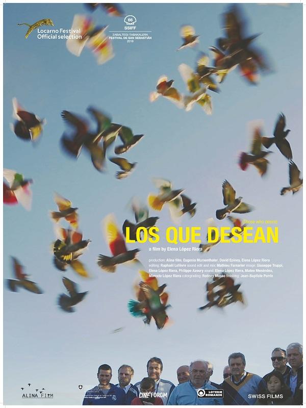 Los que desean | López Riera, Elena (Réalisateur)