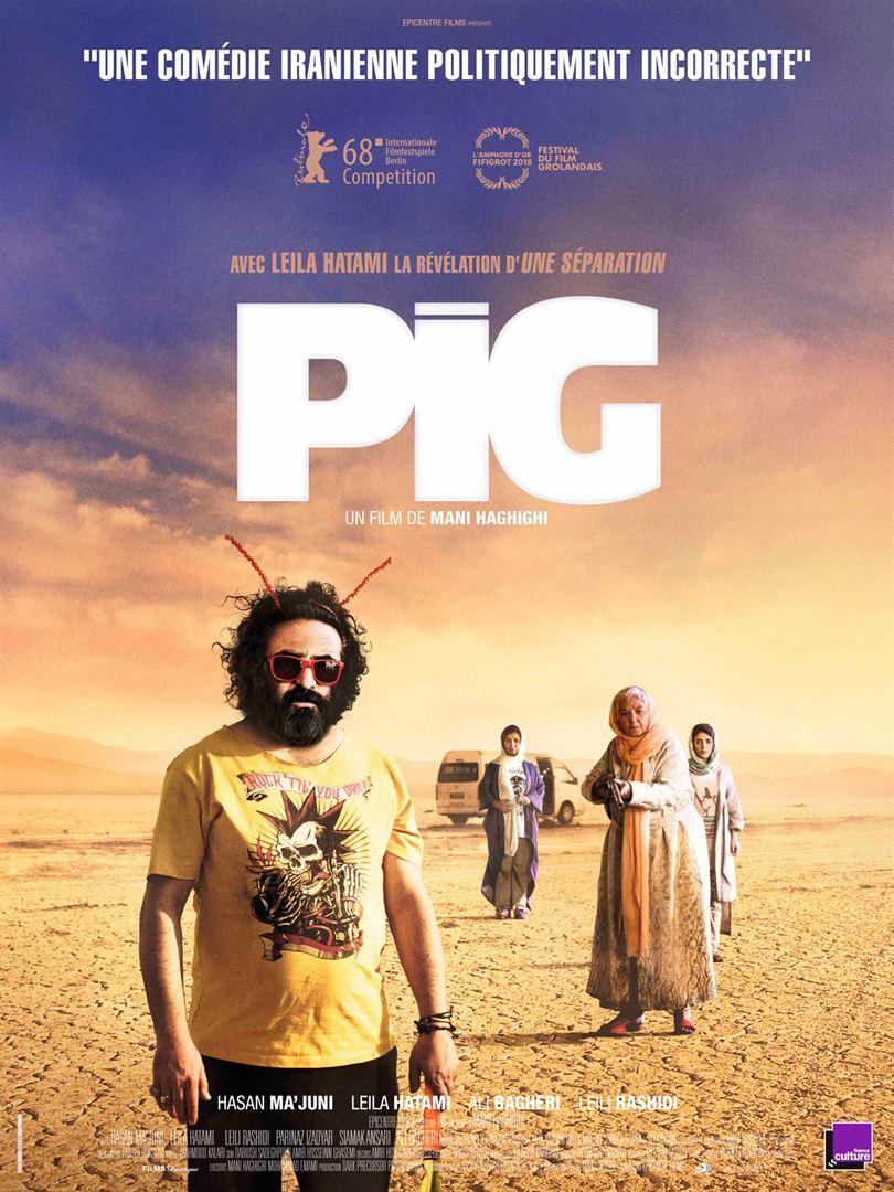Pig | Haghighi, Mani (Réalisateur)