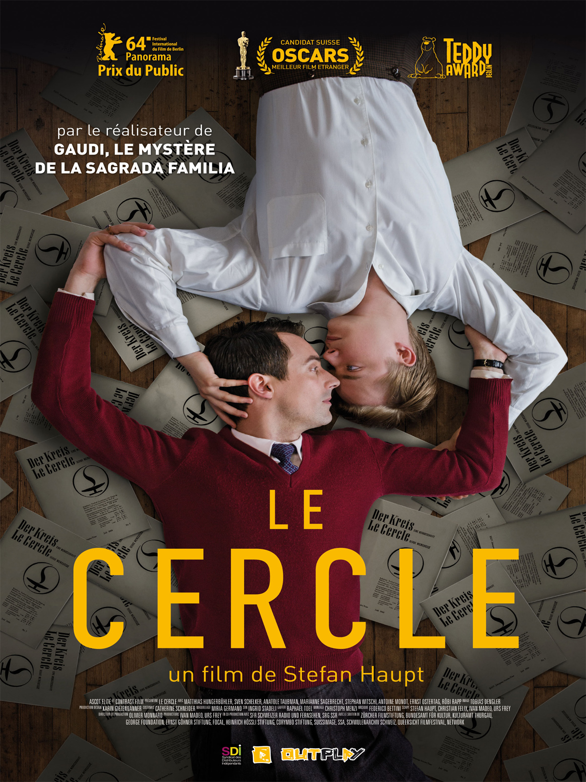 Le Cercle | Haupt, Stefan (Réalisateur)