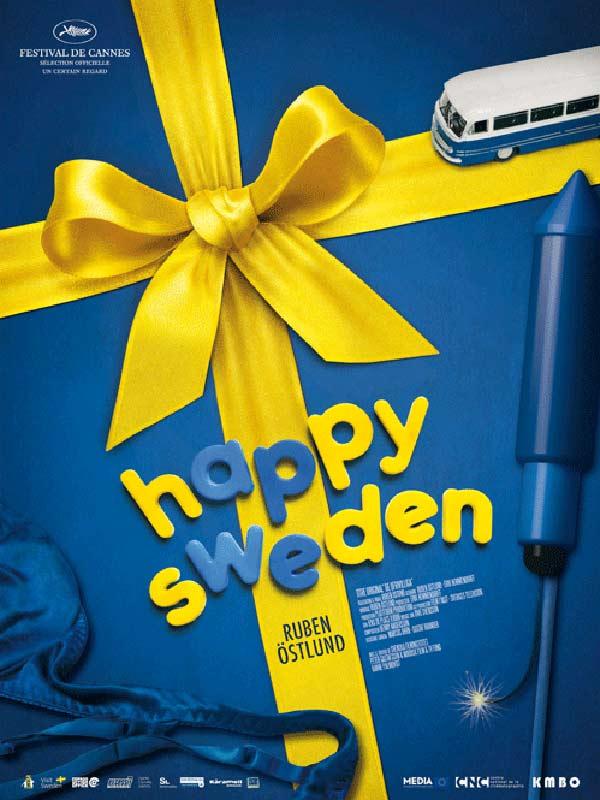 Happy Sweden | Östlund, Ruben (Réalisateur)