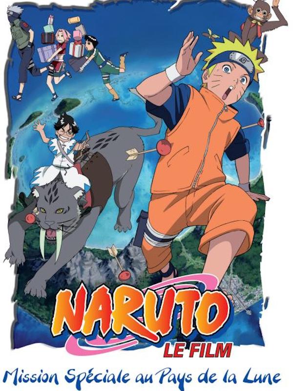 Naruto le film 3 : Mission spéciale au pays de la Lune | Tsuru, Toshiyuki (Réalisateur)