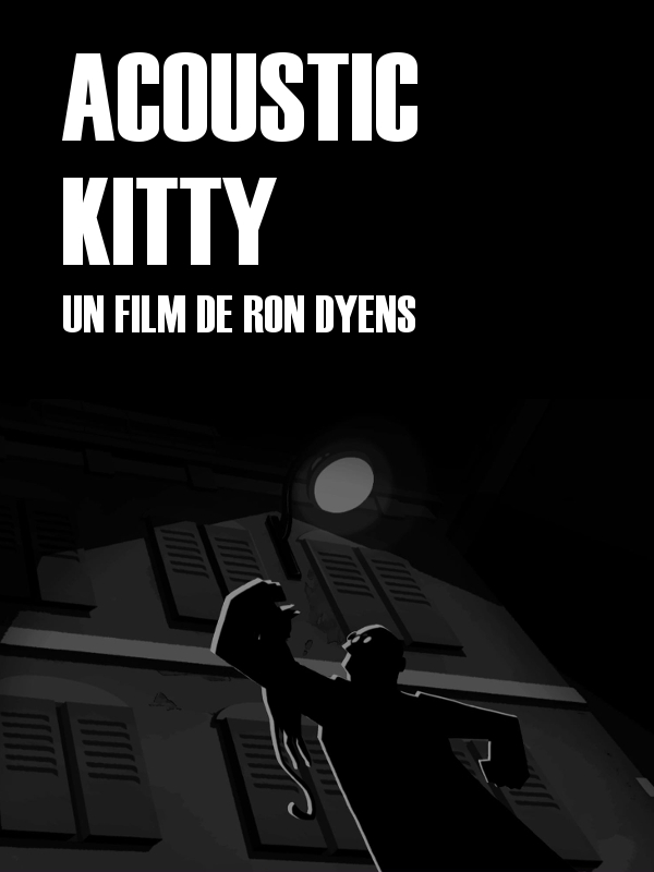 "Afficher ""Acoustic Kitty"""
