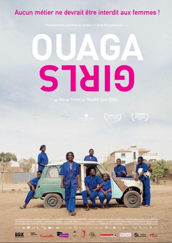 Ouaga Girls | Traoré Dahlberg, Theresa (Réalisateur)