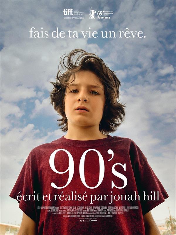 90's | Hill, Jonah (Réalisateur)