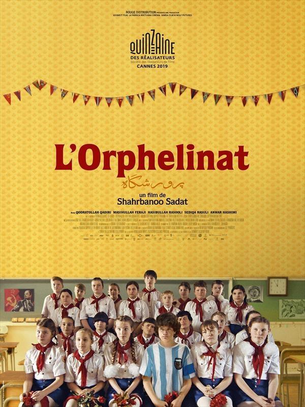 L'Orphelinat | Sadat, Shahrbanoo (Réalisateur)