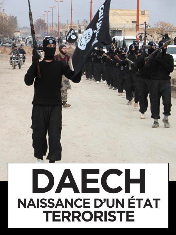 D.A.E.C.H. - Naissance d'un état terroriste | Fritel, Jérôme (Réalisateur)