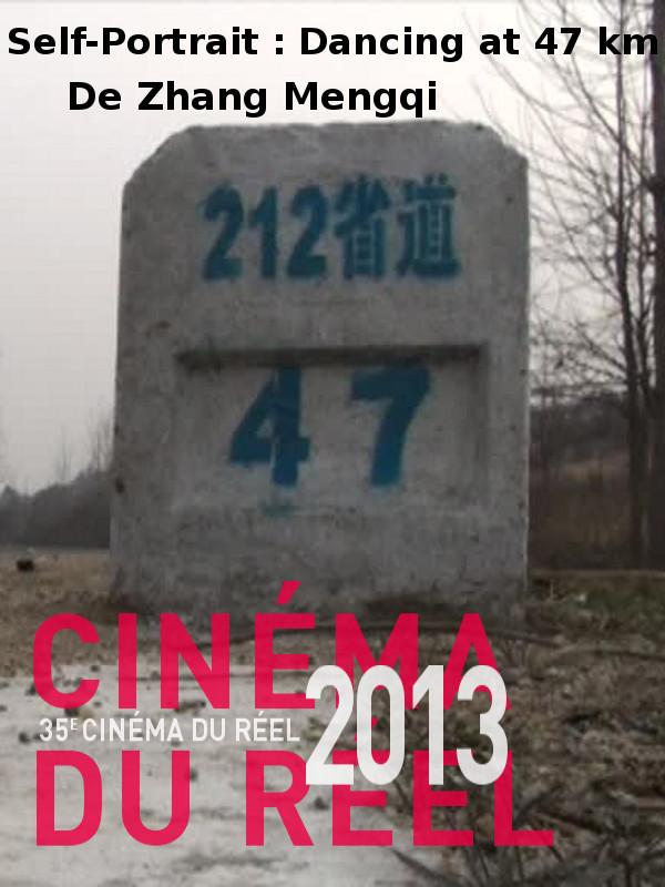 Self-Portrait : At 47 Km   Mengqi, Zhang (Réalisateur)