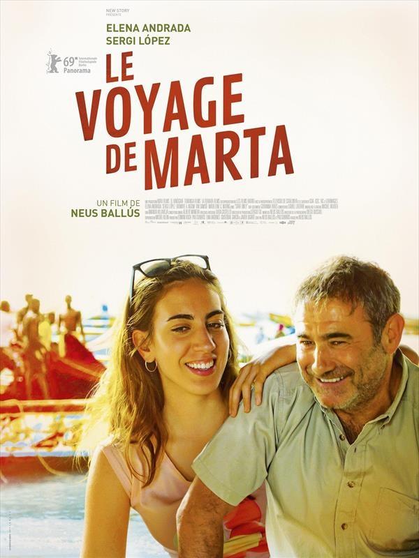 Le Voyage de Marta | Ballus, Neus (Réalisateur)