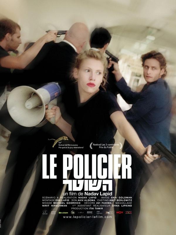 Le Policier | Lapid, Nadav (Réalisateur)