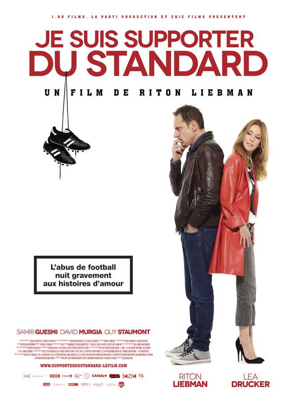 """Afficher """"Je suis supporter du Standard"""""""