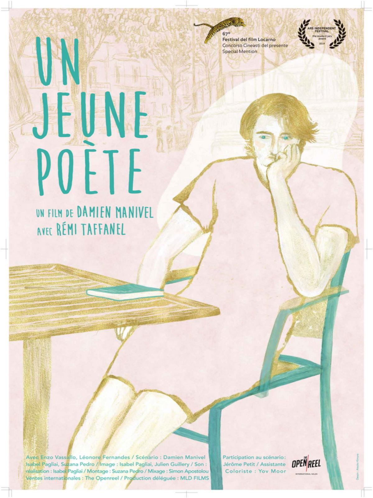 Un jeune Poète | Manivel, Damien (Réalisateur)
