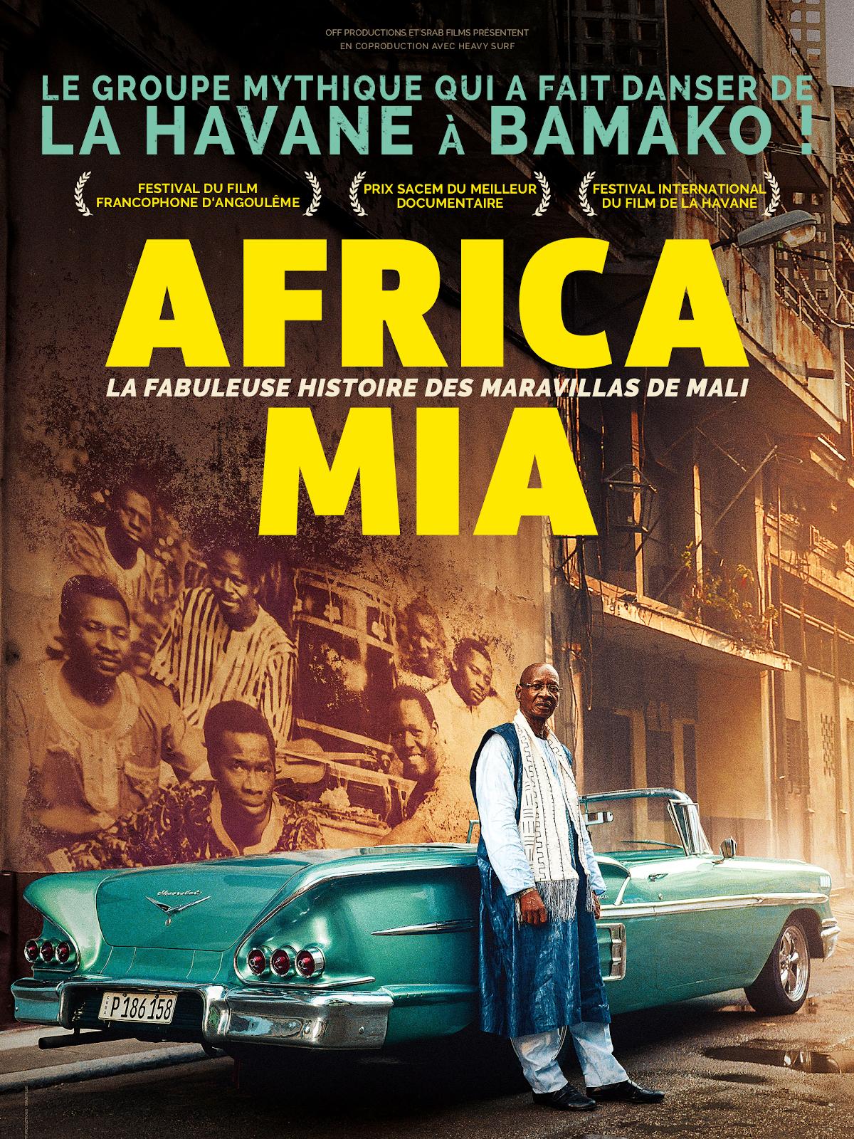 Africa Mia | Minier, Richard (Réalisateur)
