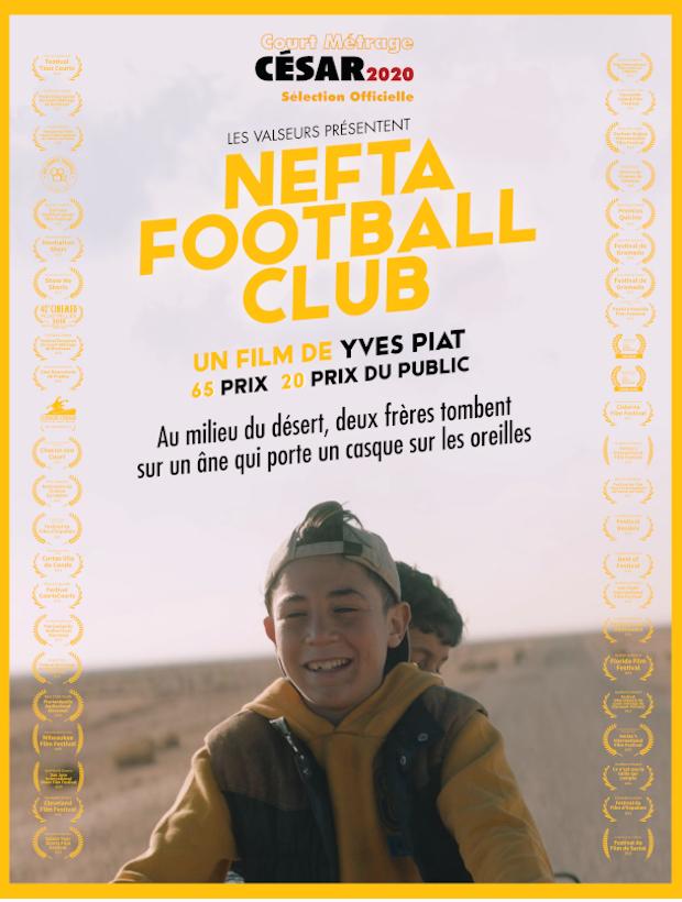 Nefta football club | Piat, Yves (Réalisateur)