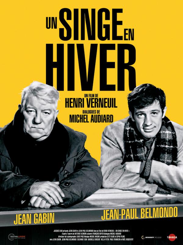 Un singe en hiver | Verneuil, Henri (Réalisateur)