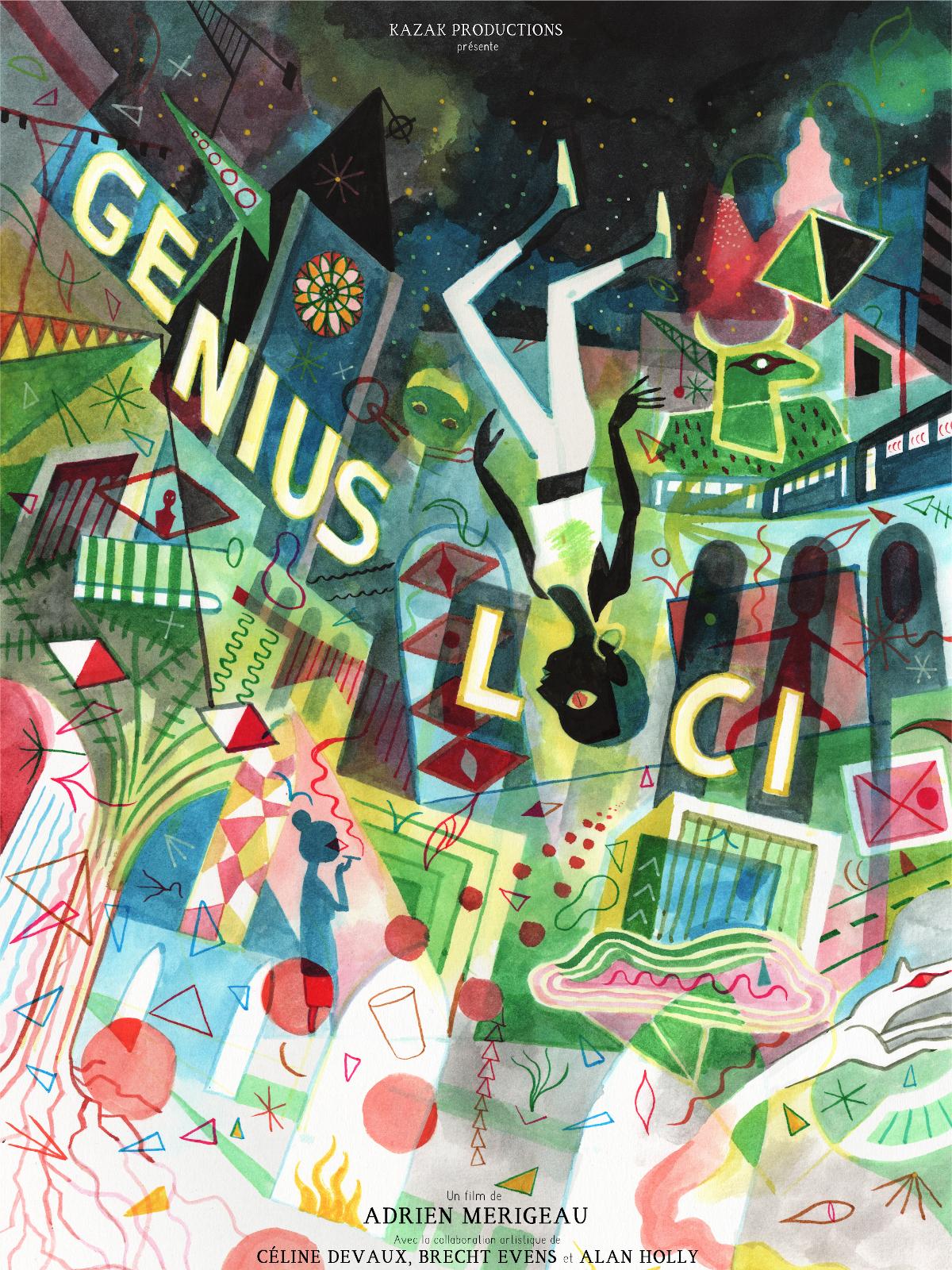 Genius Loci | Mérigeau, Adrien (Réalisateur)