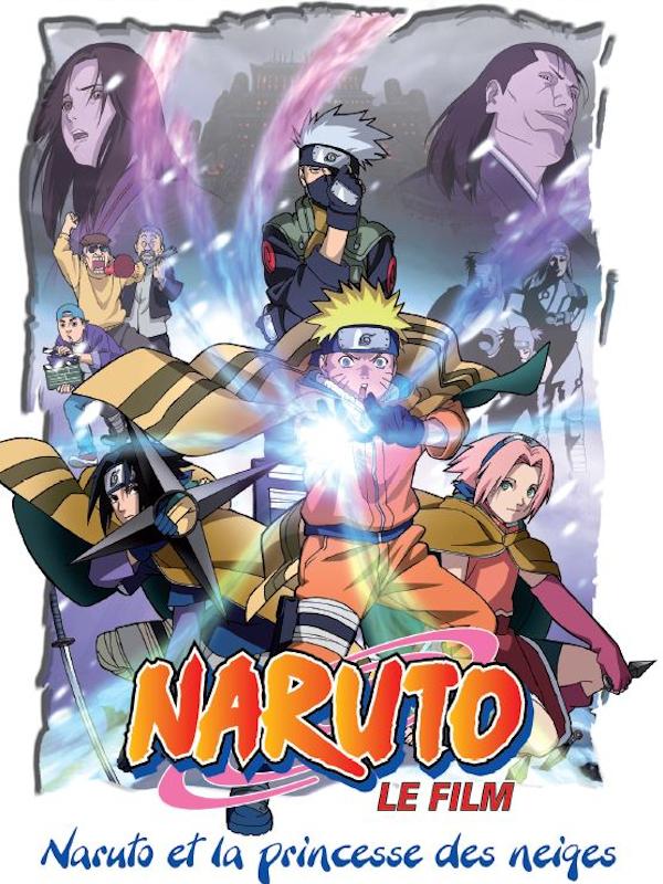 Naruto : Les Chroniques ninja de la princesse des neiges | Okamura, Tensai (Réalisateur)