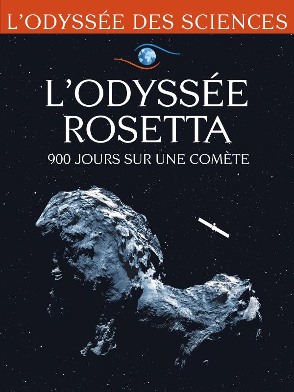 L'Odyssée Rosetta | Ribot, Jean-Christophe (Réalisateur)