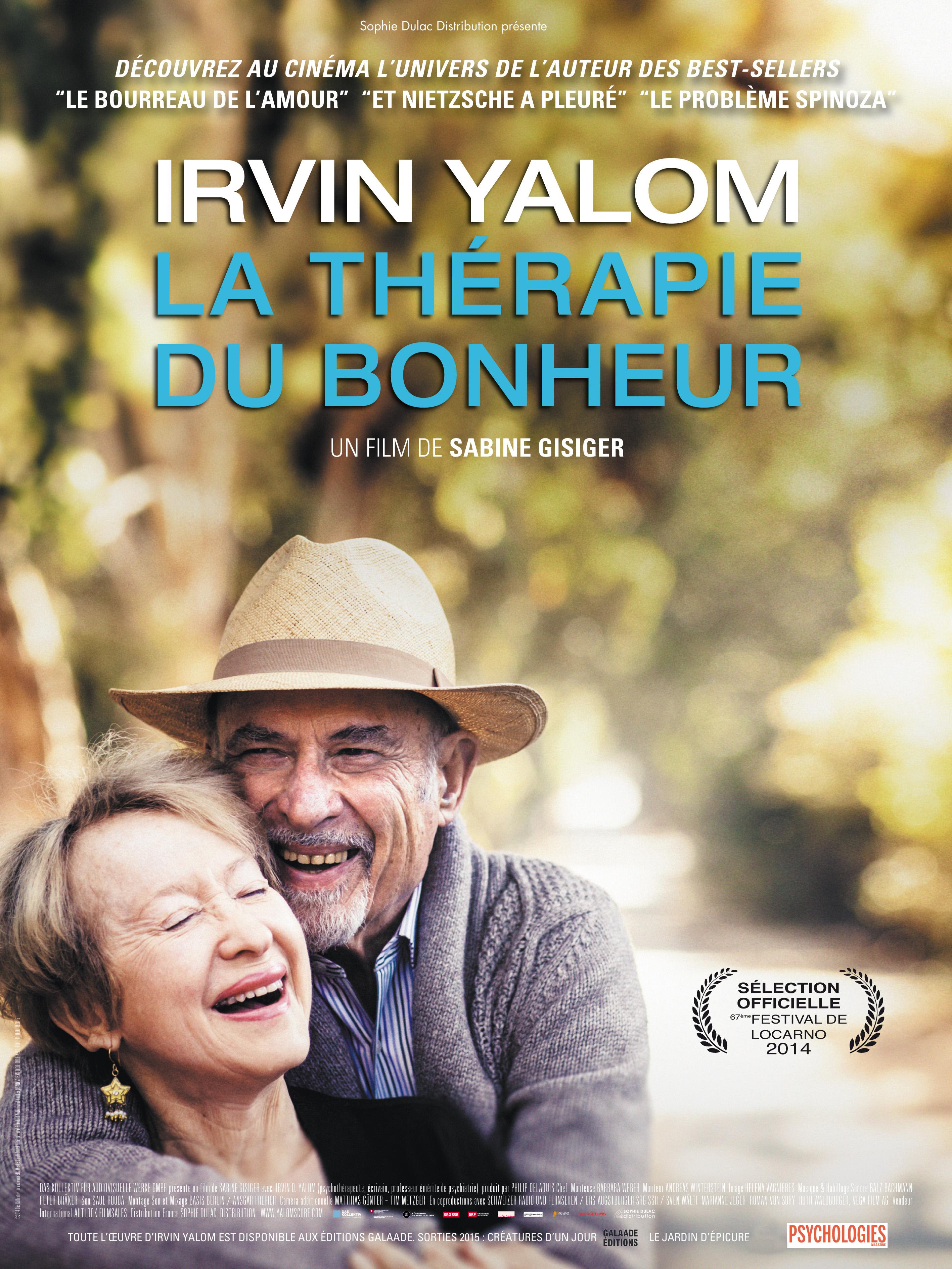 Irvin Yalom, La Thérapie du bonheur | Gisiger, Sabine (Réalisateur)