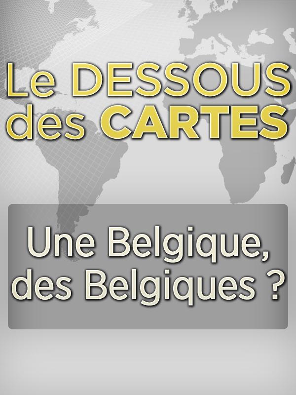 Le Dessous des cartes - Une Belgique, des Belgiques ? | Nisic, Natacha (Réalisateur)