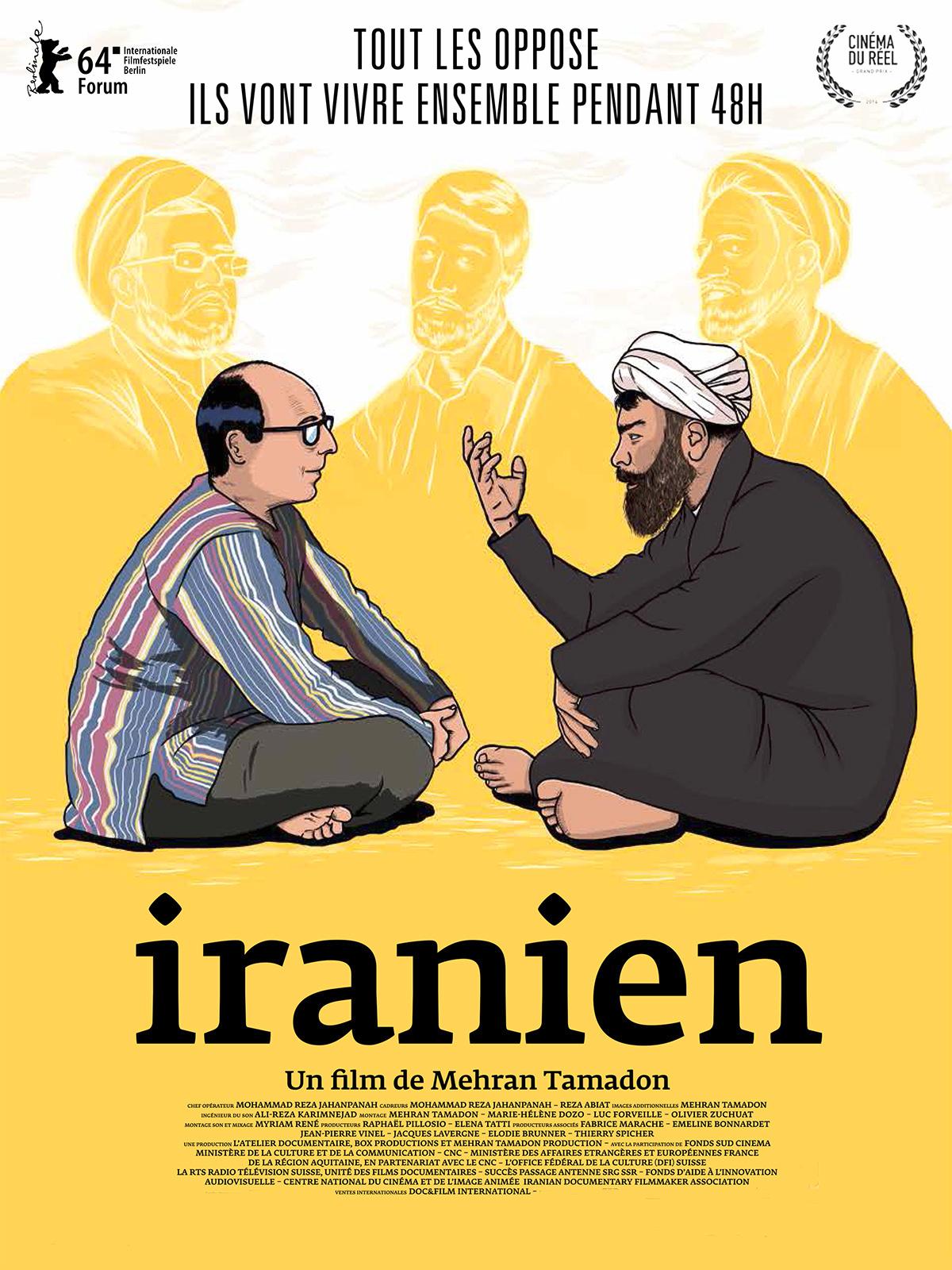 Iranien | Tamadon, Mehran (Réalisateur)