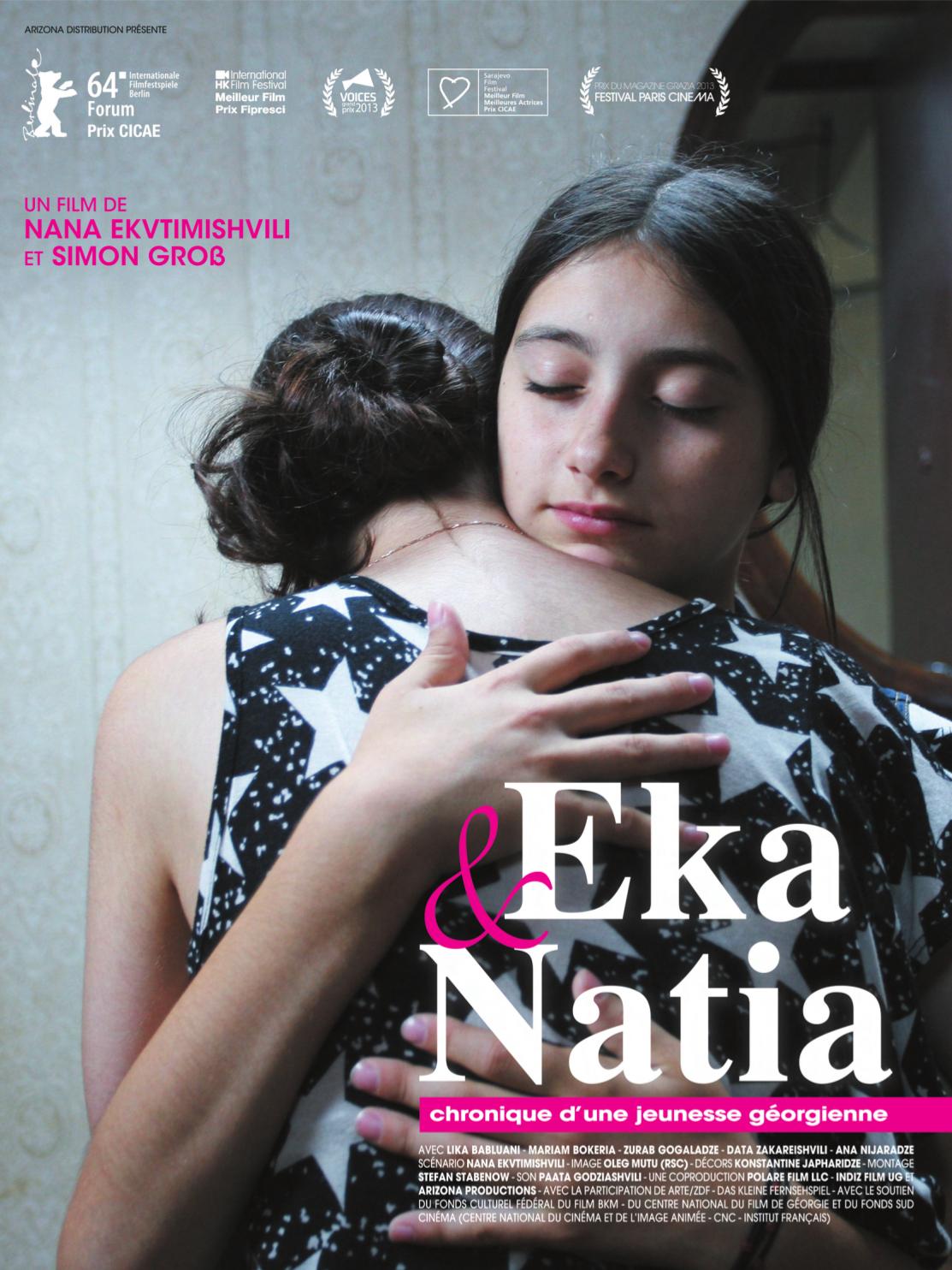 Eka et Natia, chronique d'une jeunesse géorgienne | Ekvtimishvili, Nana (Réalisateur)