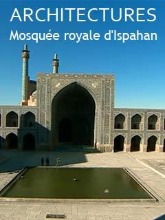 Architectures : la mosquée royale d'Ispahan   Copans, Richard (Réalisateur)