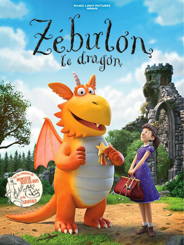 Zébulon le dragon | Snaddon, Daniel (Réalisateur)