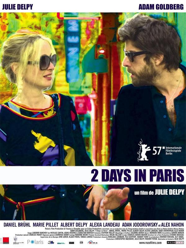 2 Days in Paris | Delpy, Julie (Réalisateur)